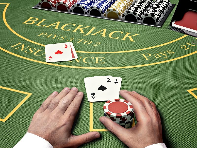 Blackjack Tips – How to be a Effective Blackjack Player | Casinos Slots Usa